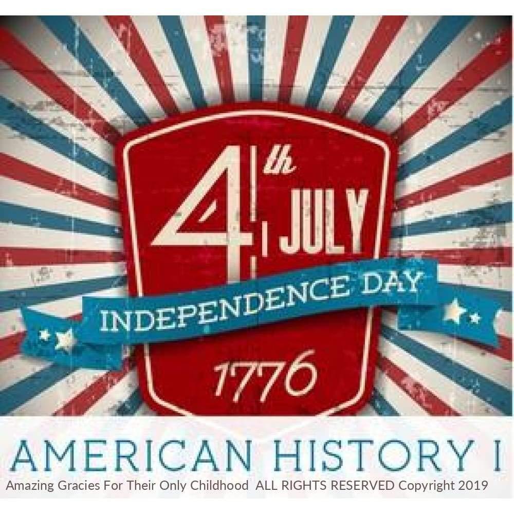 The Cambridge Academy American History 1 (7-8)