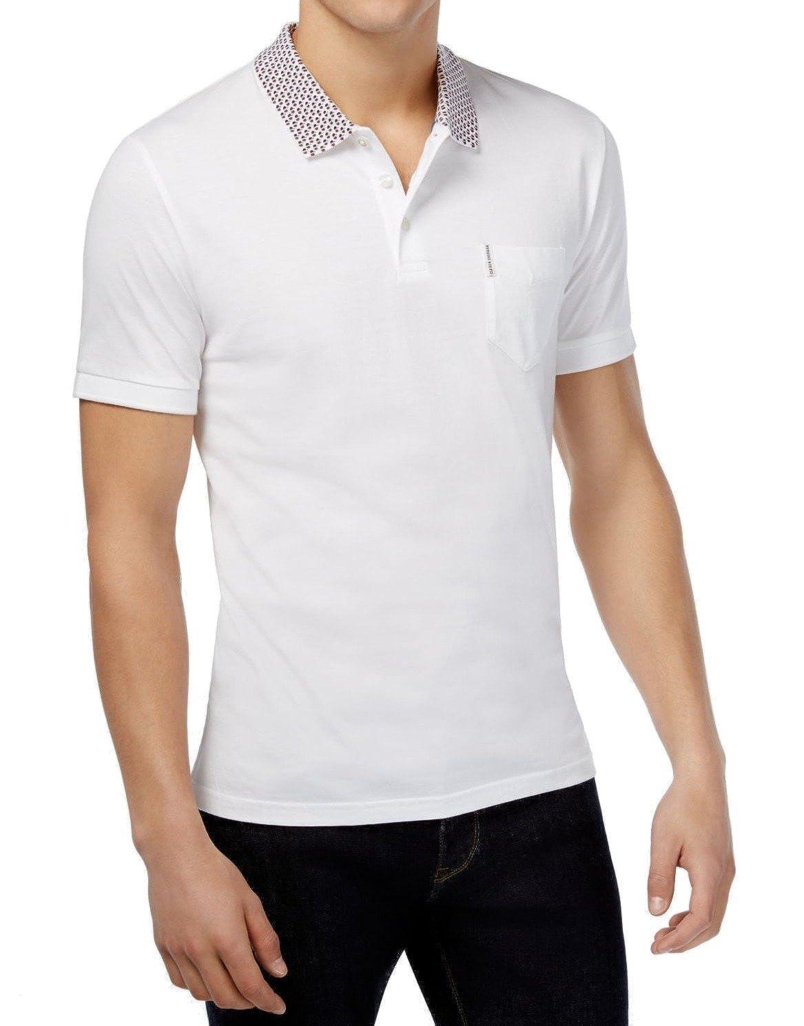 580933e0 Amazon.com: Ben Sherman Men's Romford Polo Shirt: Clothing