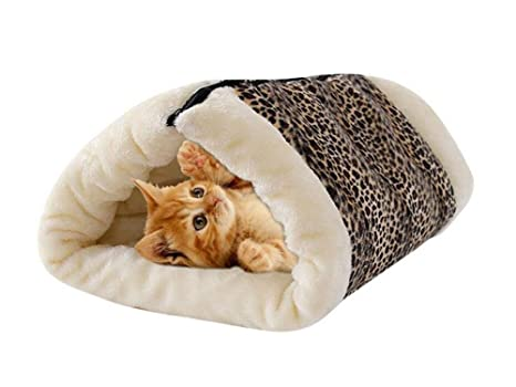 AYWJ YAN Plegable 2 En 1 Tubo Cat Mat Tunnel Kitten Puppy ...