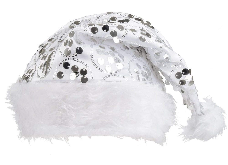Boland 13431 Bonnet de Noël Ange Blanc