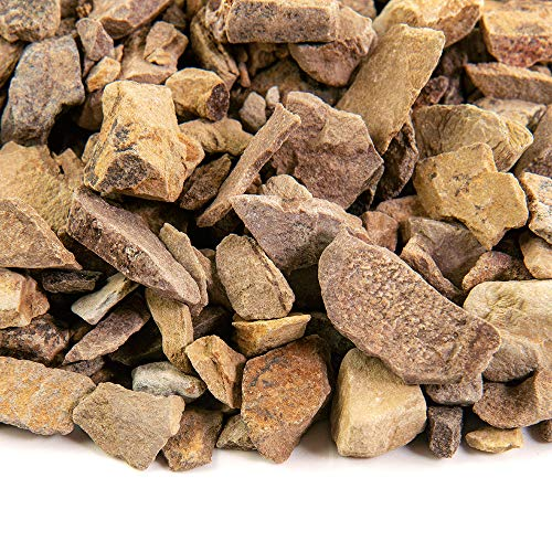Southwest Boulder & Stone Landscape Rock and Pebble | 20 Pounds | Natural, Decorative Stones and Gravel for Landscaping, Gardening, Potted Plants, and More (Horse Creek, 1/2 Inch) ()