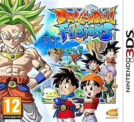 Dragon Ball Fusions: Amazon.es: Videojuegos