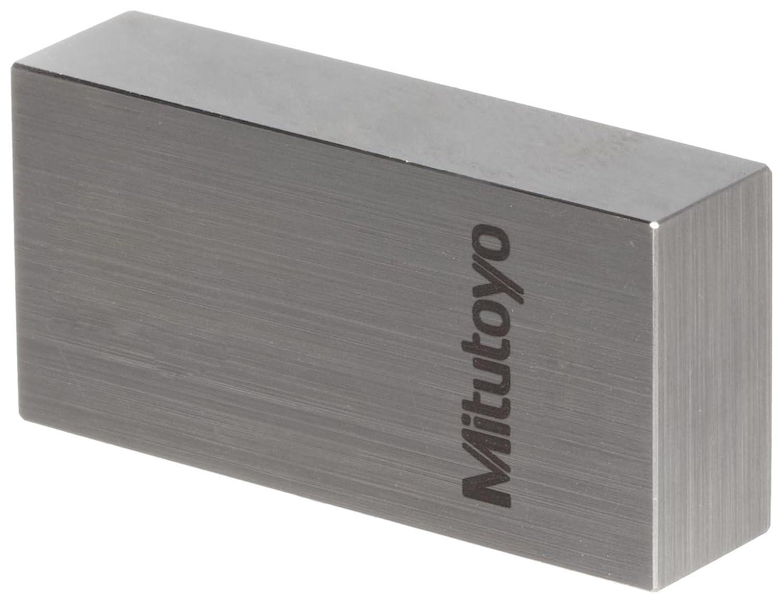 Mitutoyo 611205–531Bloc de jauge, pouces individuels, rectangulaire, American Society of Mechanical Engineers Grade 0, EN ACIER, 12,7cm Taille nominale 7cm Taille nominale Mitutoyo (UK) Ltd 611205-531