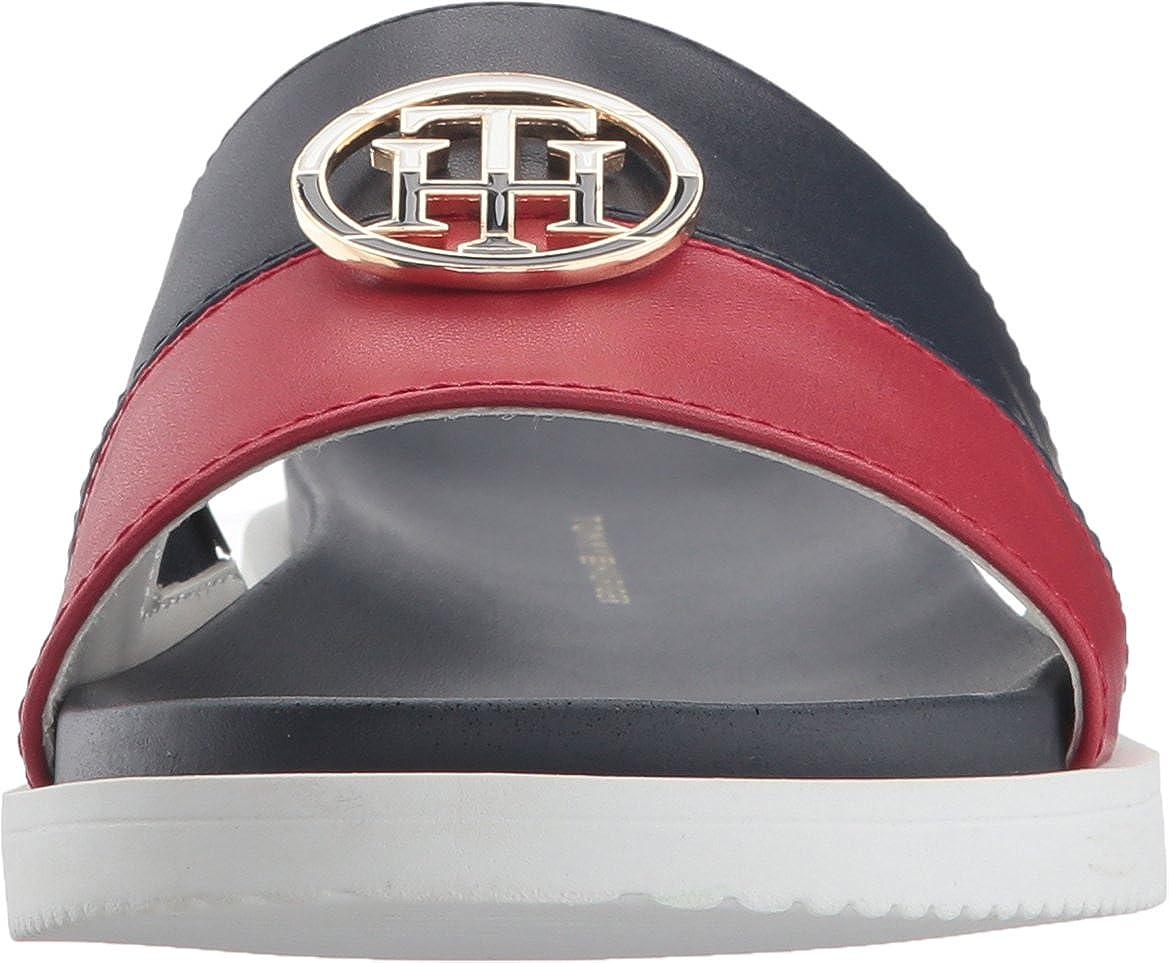 Tommy Hilfiger Womens Souli Slide Sandal T-SOULI