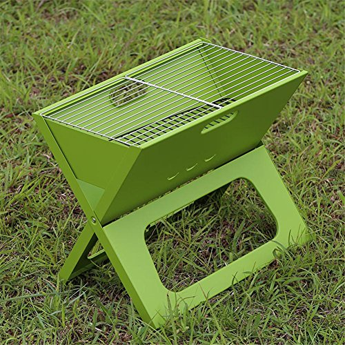 Grills Out Grills Outdoor Barbecue Grill Portable Folding...