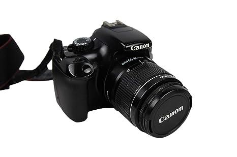 Canon EOS 1100D - Cámara Digital de 10,1MP y Objetivo Canon de 18 ...