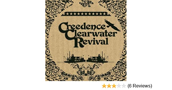creedence clearwater revival 40th anniversary editions box set