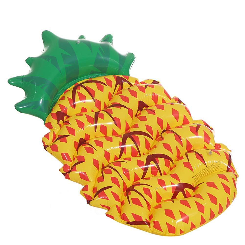 Amazon.com: ALXDR Flotadores hinchables de piña para niños ...