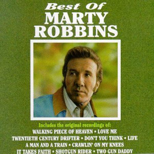 The Best of Marty Robbins by Curb