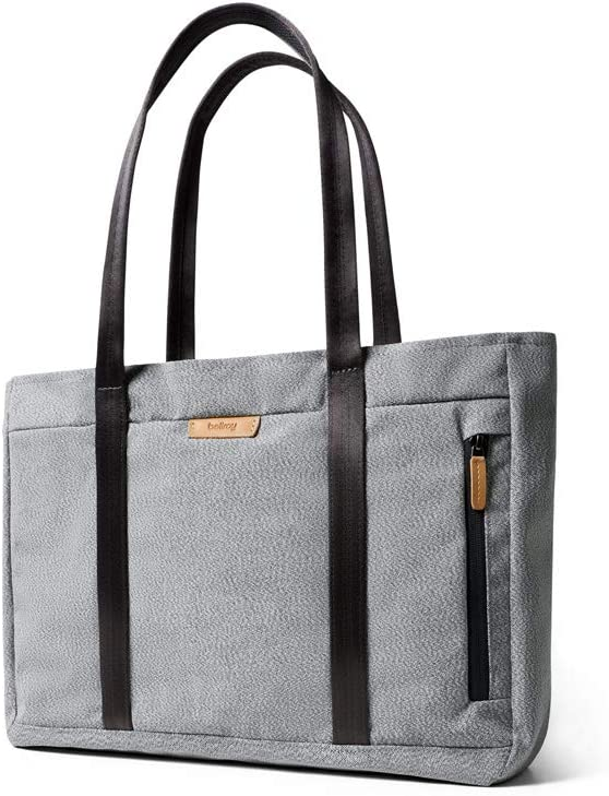 Bellroy Classic Tote (Unisex Shoulder Bag, Fits 15 Inch Laptop) - Ash