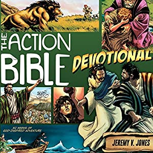 The Action Bible Devotional Hörbuch