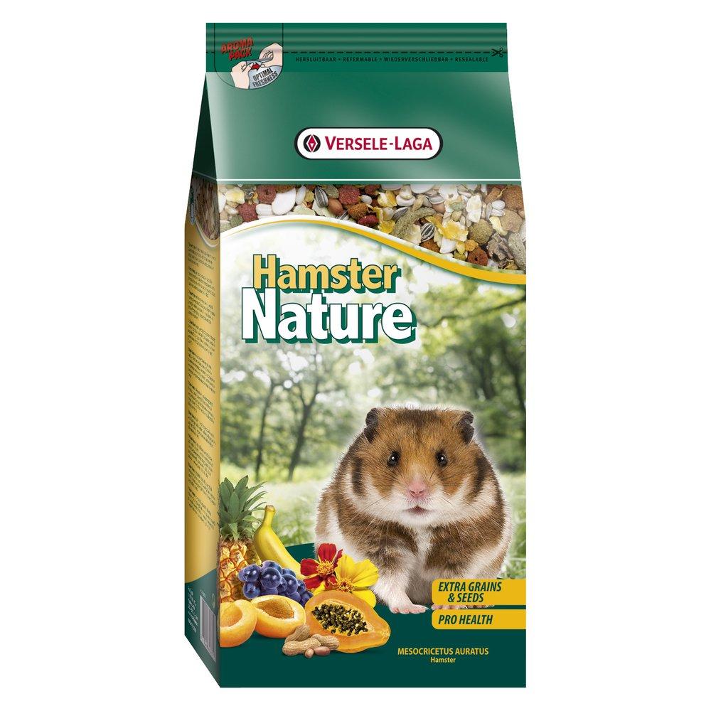 Hamster Nature, 2.5kg Versele Laga 2.5kg Versele Laga Versele-laga 20489