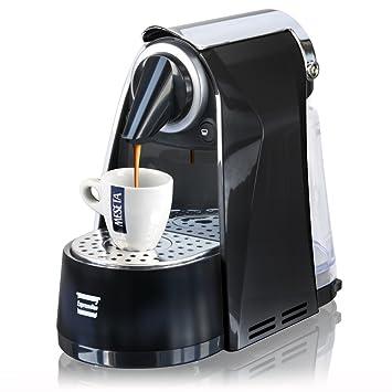 Máquina de café de cápsulas Sonata Nera, compatible con cápsulas Coop Fiorfiore: Amazon.es: Hogar