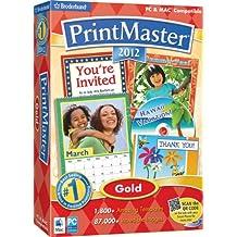 Encore Software Printmaster 2012 Gold DSA