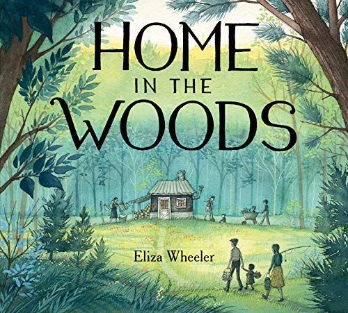 Book Cover: Home in The Woods