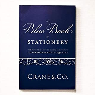 product image for Crane & Co. Blue Book of Stationery (CA9000A)