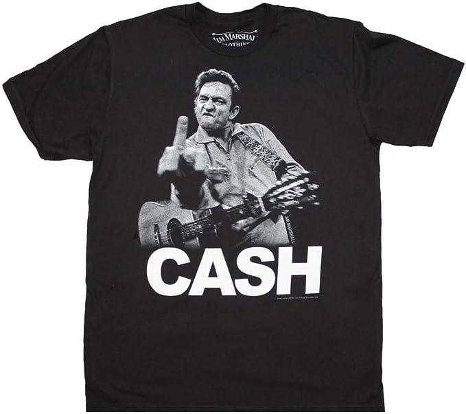 Johnny Cash Boys/' Hello I/'m Johnny Cash Toddler Tee Childrens T-shirt Black