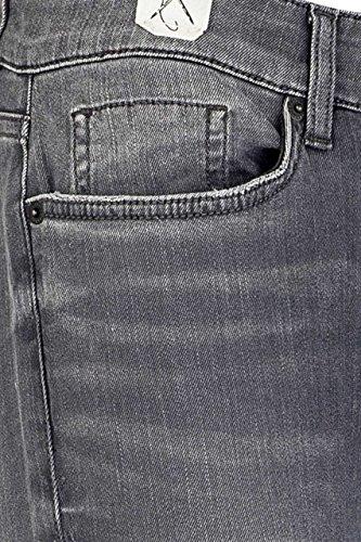 Scuro Bye Skinny Jeans Grigio Drykorn wInAqRxECE