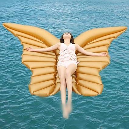 Hinchable Colchonetas Piscina Inflable flotador Gigante Inflable ...