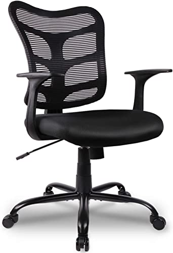 Office Chairs Ergonomic Mesh Chairs Mid Back Desk Task Chair