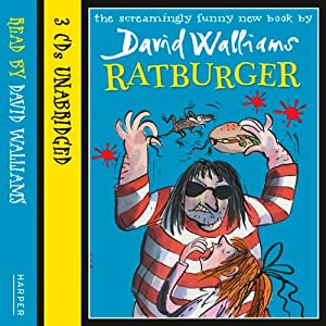 Ratburger Audiobook