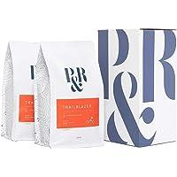 Pablo & Rusty's Trailblazer Blend. Freshly Roasted Specialty Coffee.