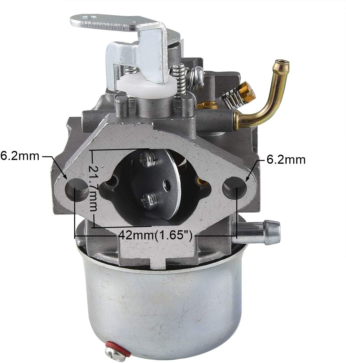 Snow Removal RUHUO Carburetor Carb for Toro CCR2000 38180C 38181 ...