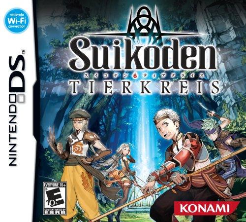 Suikoden: Tierkreis – Nintendo DS