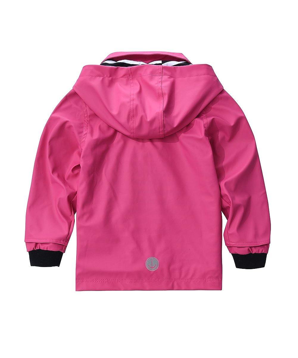 c806f529d725 Amazon.com  M2C Boys   Girls Hooded Waterproof Rain Jacket Cotton ...