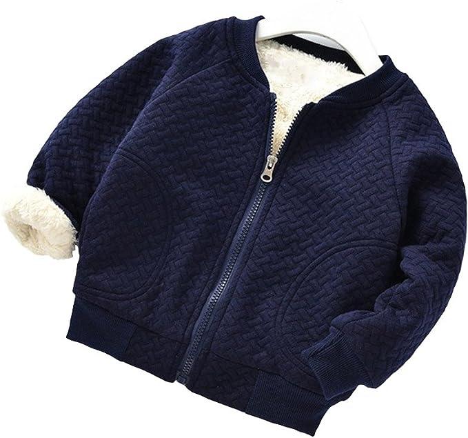 Amazon.com: BibiCola - Abrigo de forro polar para bebé o ...