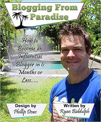 Kostenlose E-Books zum kostenlosen Download How to Become an Influential Blogger in 6 Months or Less by Ryan Biddulph auf Deutsch PDF CHM ePub