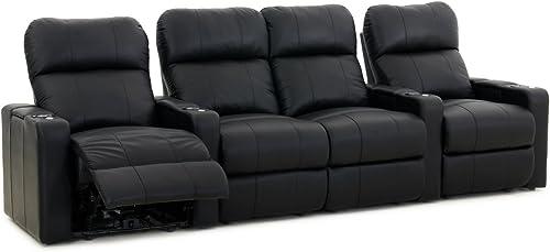 Octane Turbo XL700 Black Bonded Leather