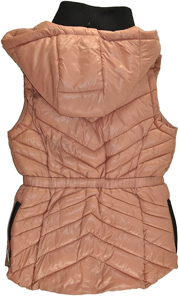 XOXO Big Girls Hooded Puffer Vest