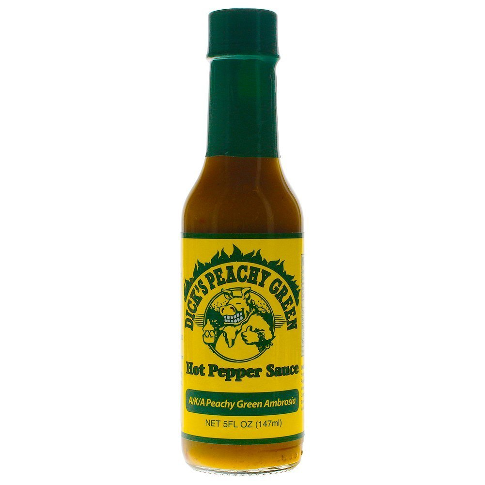 Amazon com : Dirty Dick's Hot Sauce - Hot Pepper Sauce with