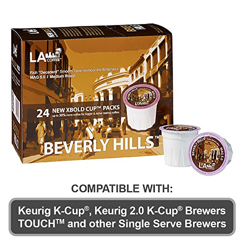 LA Coffee Beverly Hills - Up to 30% more coffee