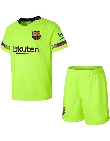 Kit - Personalizable - Segunda Equipación Replica Original FC Barcelona 2018/2019