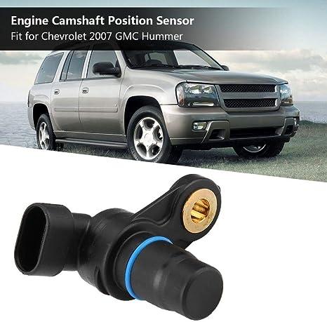 Outbit Nockenwellensensor 1 Pc Von Motor Nockenwellen Positionssensor 12584516 Für Chevrolet 2007 Gmc Hummer Garten