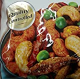 Koh Kae Plus Thai Snack Spicy Mixed Nuts Fish & Herbal 1.25oz (Pack of 3).
