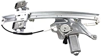 Window Regulator with Motor Front Right for 00-05 Buick LeSabre
