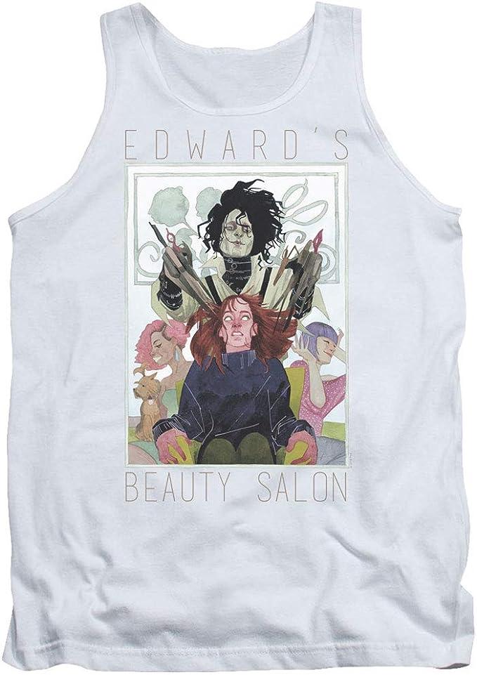 Edward - Camiseta sin mangas para hombre: Amazon.es: Ropa y ...