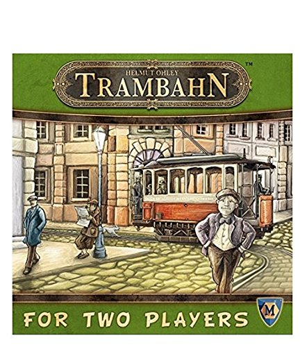 Trambahn Card Game by Mayfair Games