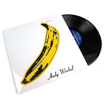 The Velvet Underground & Nico: The Velvet Underground & Nico (Limited  Edition, 180g, Free MP3) Vinyl LP Limited Collector's Edition