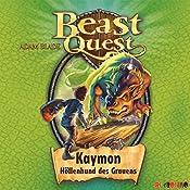 Kaymon, Höllenhund des Grauens (Beast Quest 16) | Adam Blade