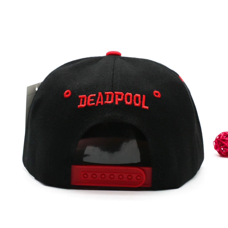 Amazon.com: SINXE] Anime Embroidery Hip Hop Snapback Hat Cotton Casual Flat Baseball Cap for Men Women Gorras Casual: Clothing