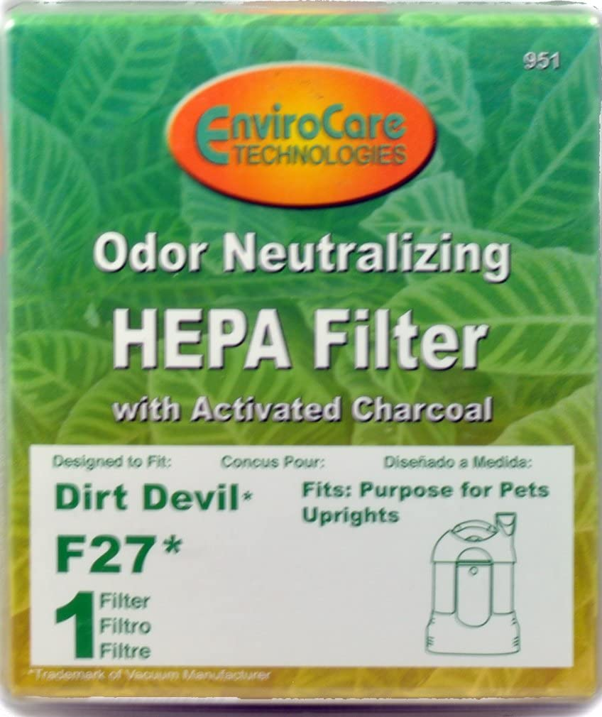 Dirt Devil Style F27 Vacuum Cleaner Filter ROR-1876