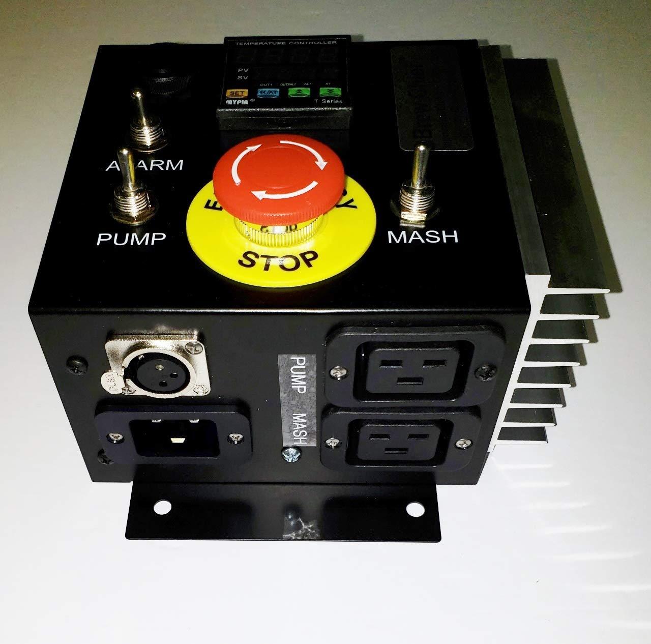 International 220/230/240v 50/60 Hz Mash Tun/RIMS (Recirculating Infusion Mash System) Tube Controller by Stir-Plate (Image #3)