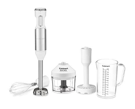 Amazon.com: Cuisinart CSB-179 - Batidora de mano, blanco ...