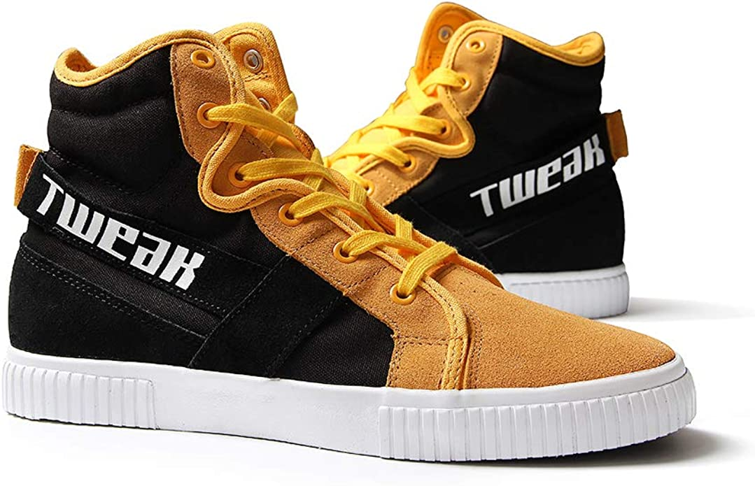 Mid Top High Top Fashion Sneaker Boot