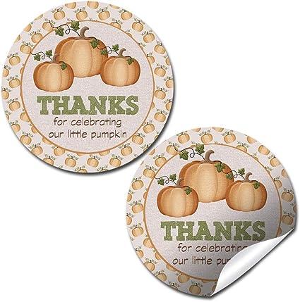 Pumpkin One Stickers Pumpkin 1st Birthday Sticker 1st Birthday Favor Bag Stickers