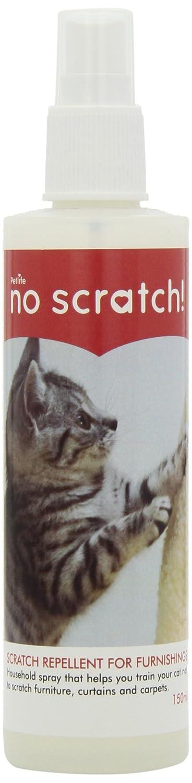 Amazon.com : No Scratch Petlife Cat Scratch Repellent, 150 Ml : Pet  Deterrent Sprays : Pet Supplies